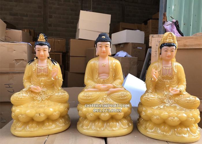 Cách Thờ Phật Tây Phương Tam Thánh Đúng Nhất