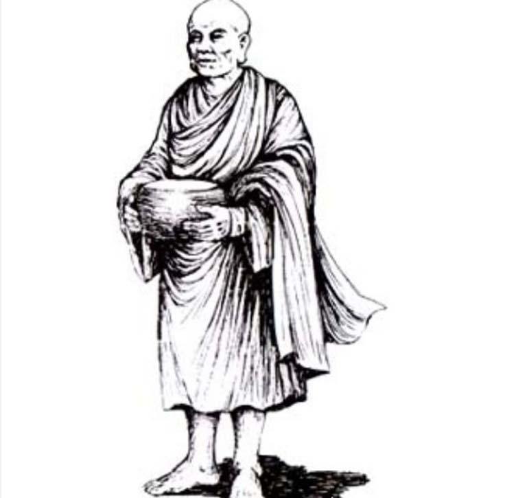 Tôn giả Ca Chiên Diên - một trong 10 vị đại đệ tử của Đức Phật