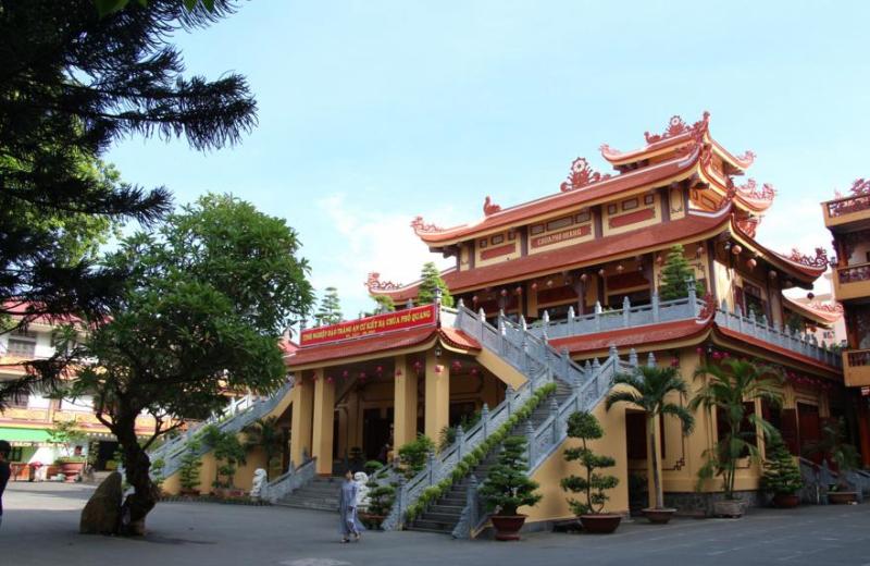 10 Ngôi Chùa Đẹp Nên Đến Tại Sài Gòn