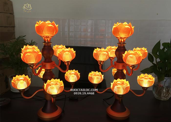 Địa chỉ bán đèn thờ cúng đẹp và uy tín tại Hồ Chí Minh