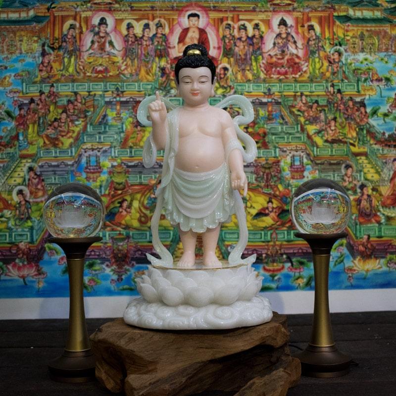 Ngày Phật Đản là ngày nào? Cách thờ Phật Đản tại gia
