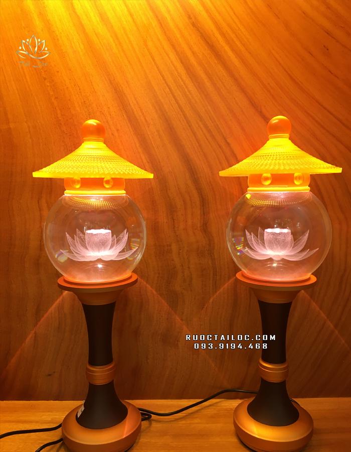 nơi bán đèn thờ phật đẹp