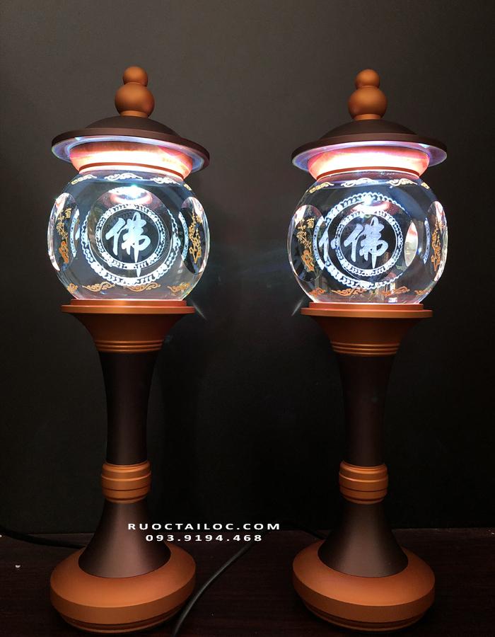 đèn chữ phật đẹp nhất
