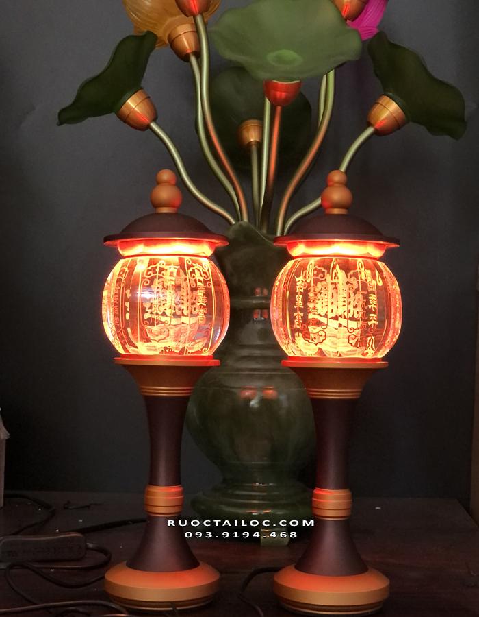 đèn chiêu tài hợp mệnh đẹp nhất