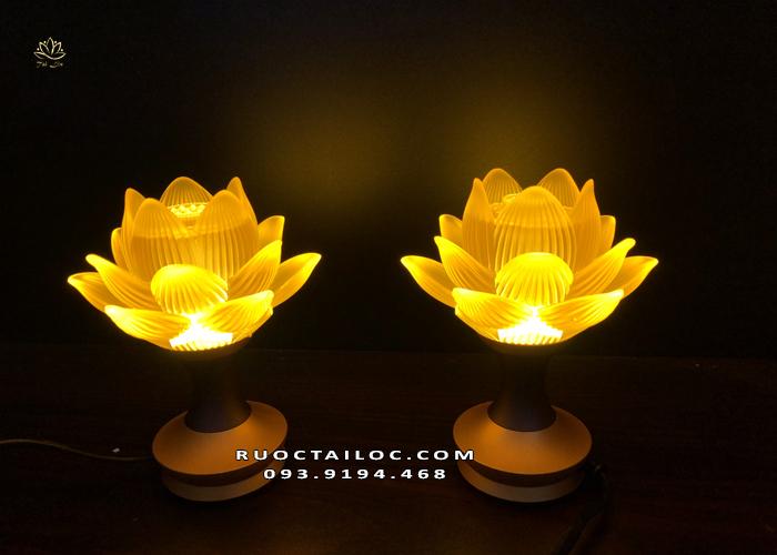 đèn thờ lưu ly nhiều kích thước giá rẻ nhất