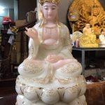 Địa Tạng Vương Bồ Tát được xem là bậc giáo chủ của cõi U Minh, vị Bồ tát của chúng sinh dưới địa Ngục