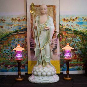 Mục Kiền Liên Bồ Tát là một trong mười đại đệ tử của Đức Phật Thích Ca, được thọ ký danh hiệu Đa Ma La Bạt Chiên Đàn Hương Phật