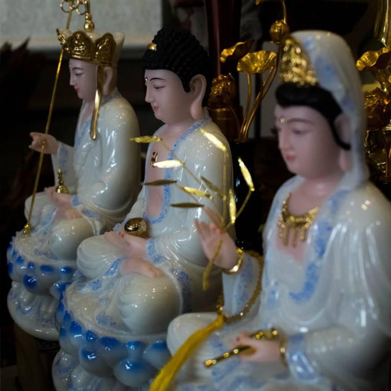 tín ngưỡng tôn thờ Địa Tạng Bồ Tát đã xuất hiện ở Ấn Độ vào khoảng TK I hoặc II TCN