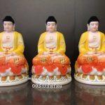 Tam Thế Phật là bộ tượng có 3 vị chư Phật giống hệt nhau gồm Phật Thích Ca Mâu Ni, Phật A Di Đà, Phật Di Lặc hoặc Phật Dược Sư