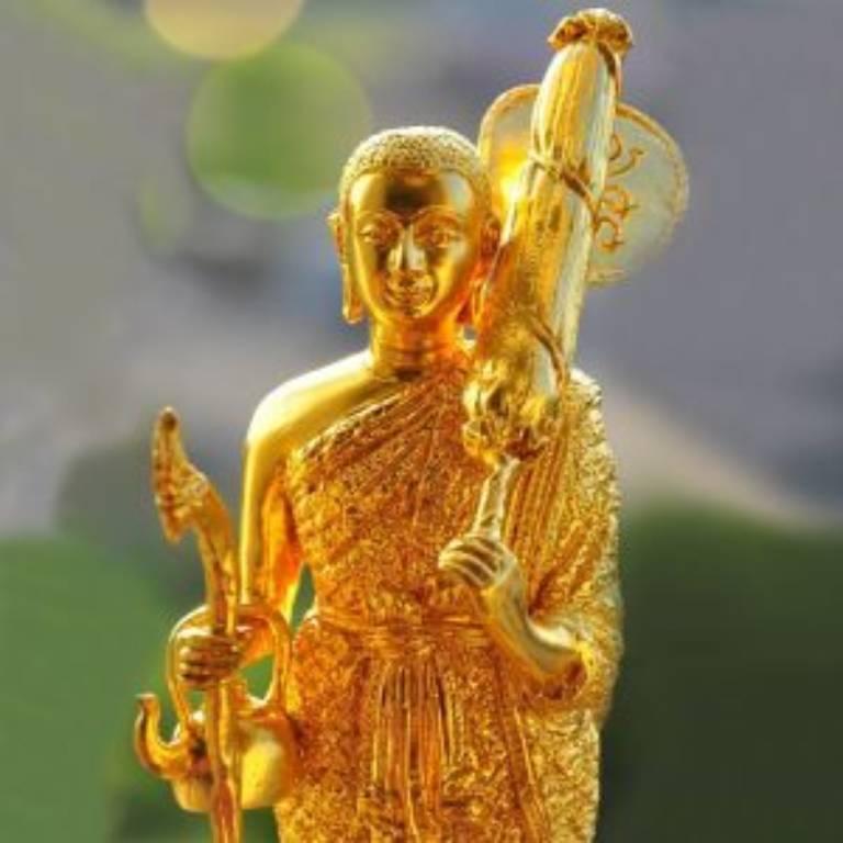 Nhiều ghi chép cho rằng, ở đâu có tượng Thánh Tăng Sivali thì ở đó sẽ ngày càng trở nên đầy đủ, sung túc