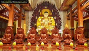 Thất Phật Dược Sư là 7 vị Đức Phật Dược Sư có hạnh nguyện tương đồng nhau