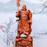 Quan Công còn được gọi là Quan Thánh Đế Quân, là một vị tướng tài năng, dũng mãnh có công lớn trong việc hình thành nhà Thục Hán thời Tam Quốc