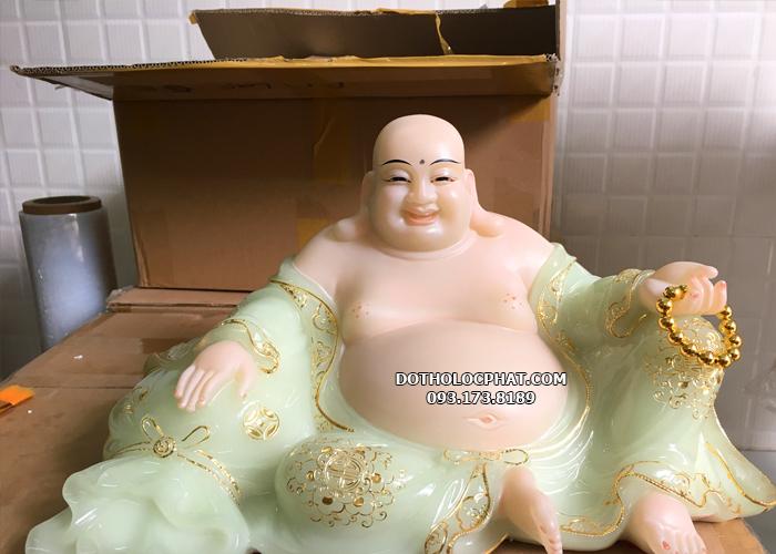 Tượng Phật Di Lặc đá thạch ngọc ngồi nằm DLBT - 025 -Tượng Phật Di Lặc hợp với tuổi nào