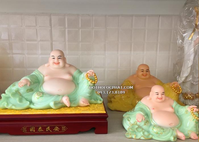 Tượng Phật Di Lặc 12 inch đẹp - ngang 30cm - tượng phật di lặc hợp với tuổi nào